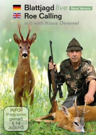 Lokkejakt p� r�dyr med Klaus Demmel