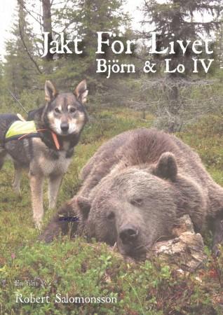 Jakt for livet. Bjørn og Gaupe 4