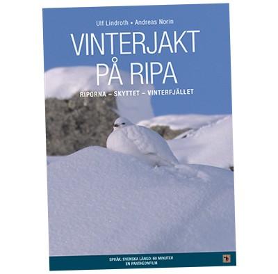 Vinterjakt p� rype med Ulf Lindroth - Rypene, skytinga og vinterfjellet